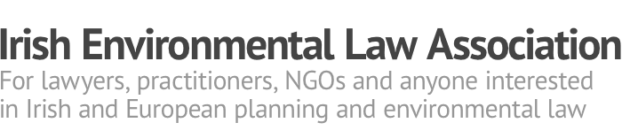 Irish Environmental Law Association